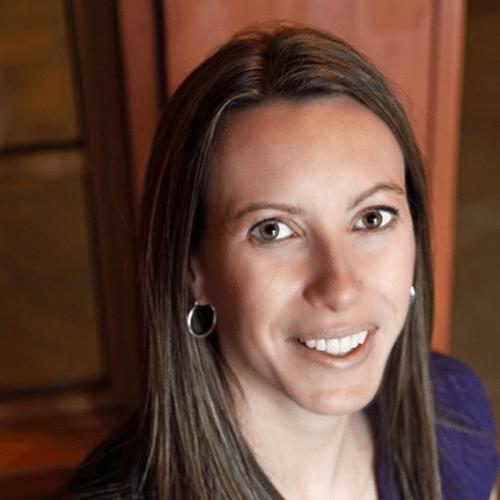 Testimonial Headshot - Jen Hames
