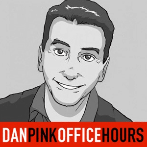 Dan Pink Office Hours Icon