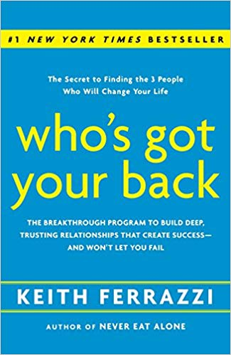 Whos got your back book cover