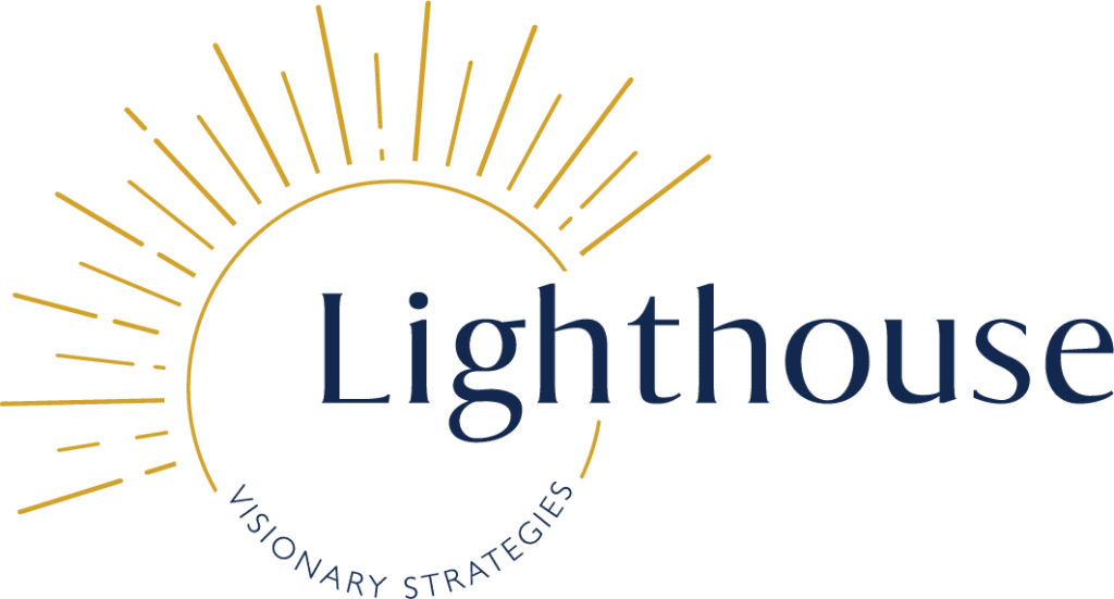 Lighthouse Visionary Strategies Logo