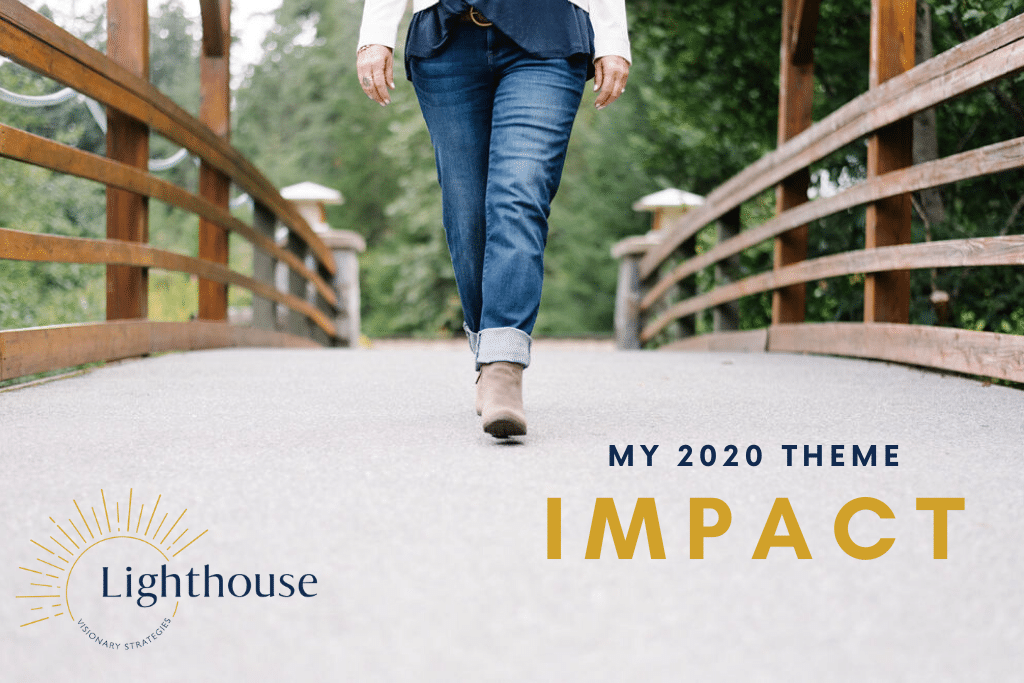 My 2020 Theme Impact