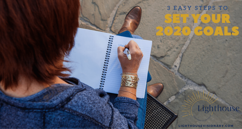 Set your 2020 Goals